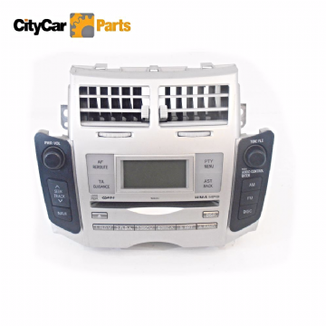 TOYOTA YARIS MODELS FROM 2006 TO 2009 RADIO / CD PLAYER MP3 861200D210